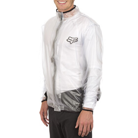Fox MX Fluid Jacket Men clear